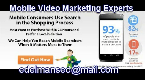 Advanced Mobile Video Marketing technology , Mobile Video Marketing and Advertisement Consultants ,  Mobile Video Marketing News , Mobile Video Marketing Seminar 2014 , Mobile Video Marketing in 2015