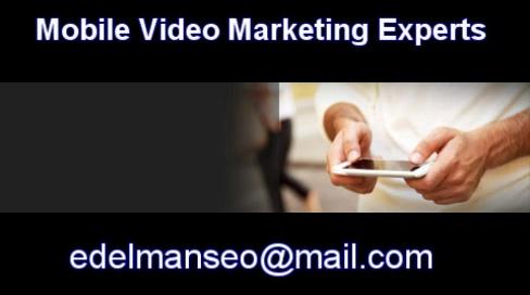Advanced Mobile Video Marketing technology