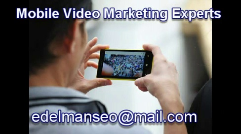 Mobile Video Marketing Consultants