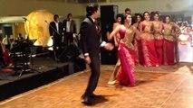 "Beautiful Couple  Wedding Night Performance   ""Kabhi Chor Diya Dil"" (HD)"