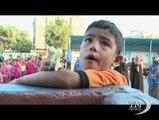 Istruzione negata a Gaza, niente scuola per bambini palestinesi. Nelle aule ospitati gli sfollati, a Sajaya colpita scuola