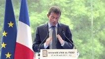 """""""La France a besoin de toutes ses entreprises. Elles produisent, innovent, génèrent des richesses qui doivent profiter à tous"""""""