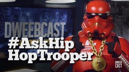 #AskHipHopTrooper Special | DweebCast | OraTV