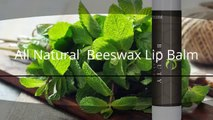 Are Your Lips Ready_ All New Beauty By Earth Lip Balm!_(360p)