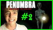 Après les énigmes, les frayeurs !   Penumbra : Black Plague #3