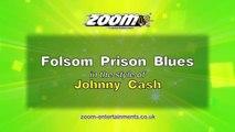 Zoom Karaoke - Folsom Prison Blues - Johnny Cash