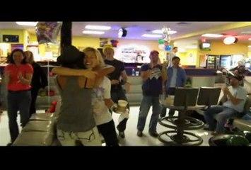 Cindy Soccer Bowls a STRIKE