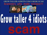 Grow Taller 4 Idiots - Grow 2-4 Inches In Just 6 Weeks