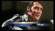 Elvis Presley Hologram on the Way  ? Like the 2 Pac & Michael jackson Elvis Presley King of Rock