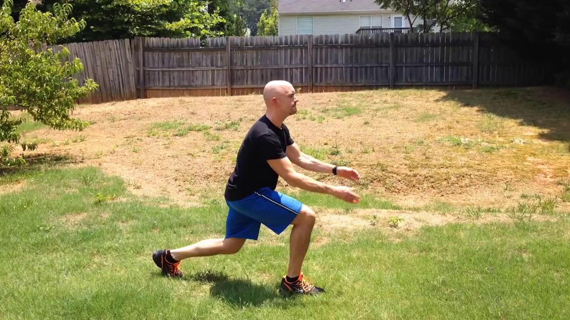 At Home Bodyweight Workout Dirty Dozen