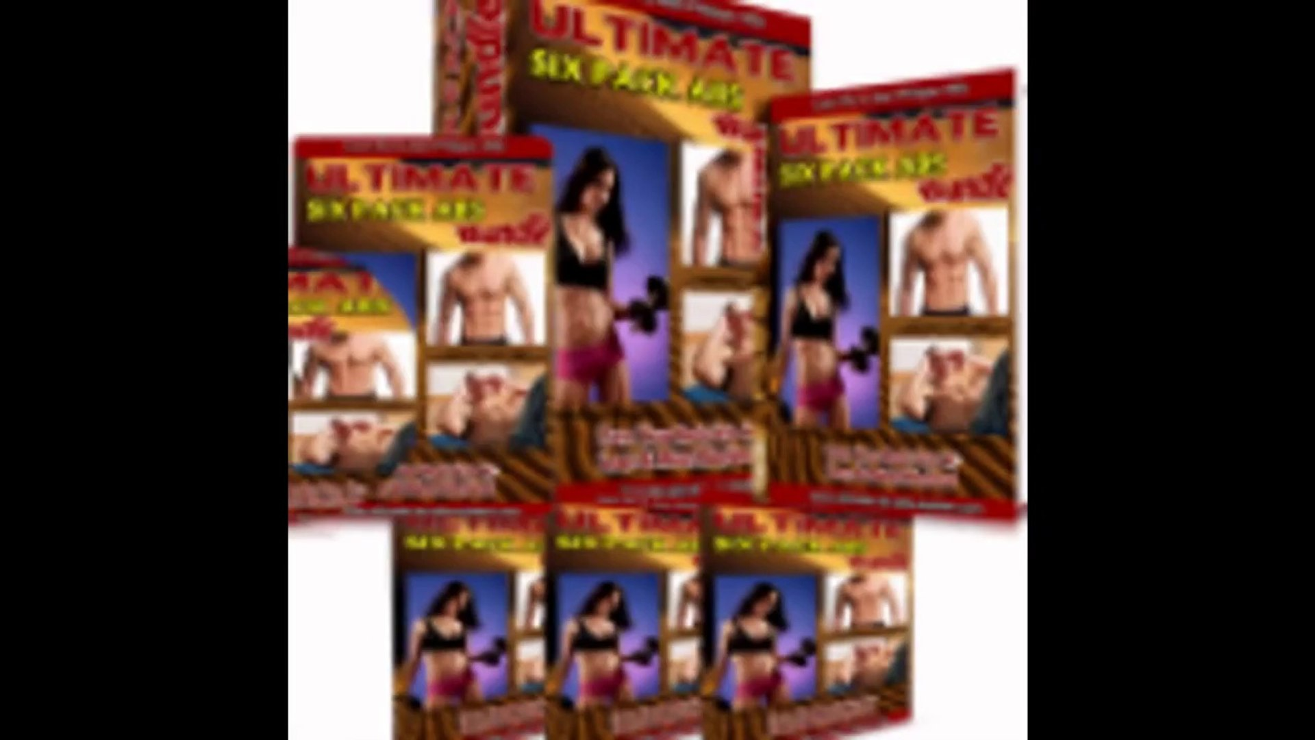 Ultimate Six Pack Abs Bundle-Ultimate Six Pack Abs Bundle Review