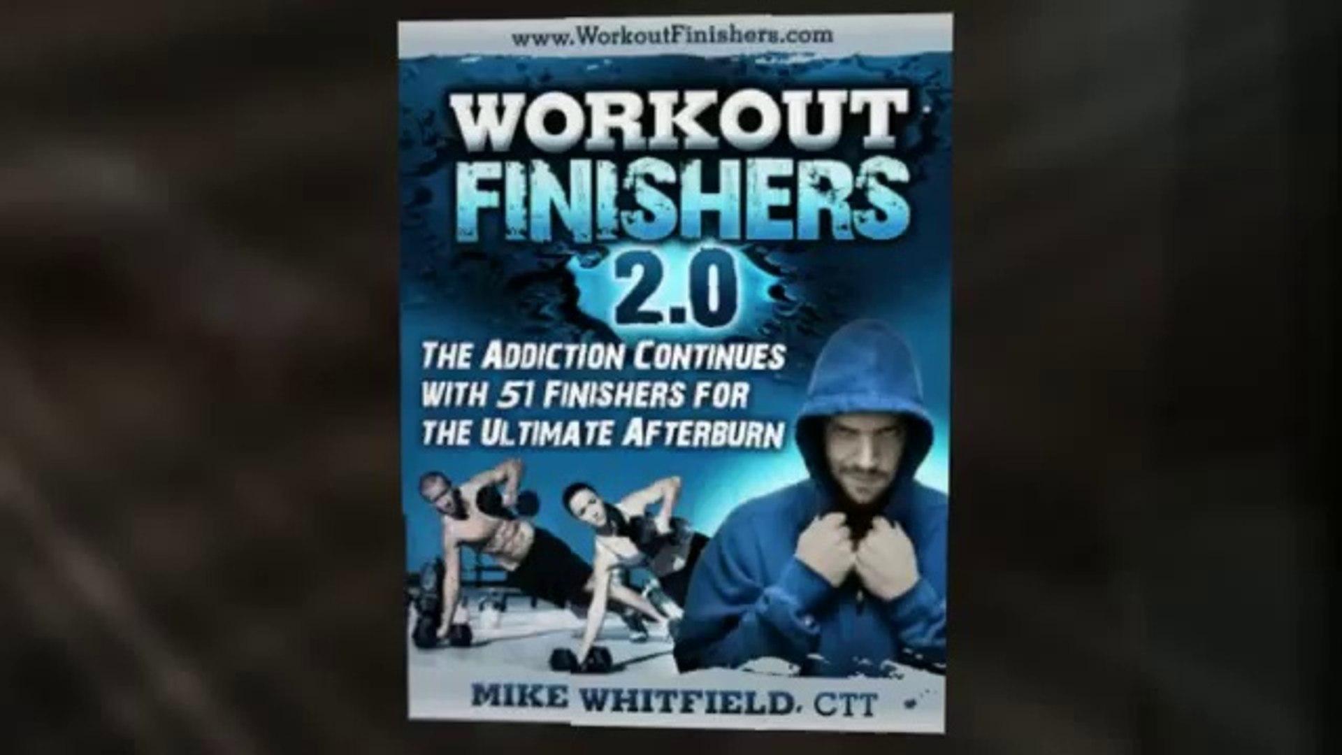 Workout Finishers System