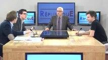 David Berton débat contre l'UMPS sur le remaniement et Valls
