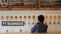 Japanese craft beer grows in popularity