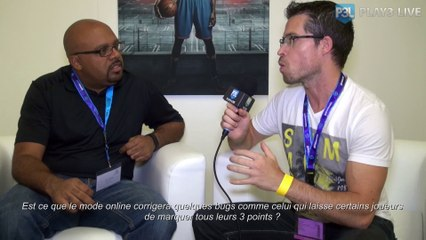 NBA 2K15 : Interview du producteur, Rob Jones