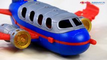 Rescue City Deluxe Jumbo Jet / Samolot Jumbo Jet - Imaginext - Fisher-Price - BDY48 - Recenzja