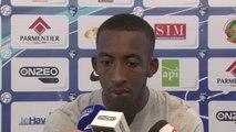 Avant HAC - Créteil, interview de Moussa Sao