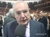 Jacques Barrot soutient Nicolas Sarkozy
