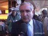JP Raffarin soutient Nicolas Sarkozy
