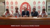 Icaro Sport. Rimini Calcio: presentazione Scuola Calcio