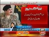 Inside Story of PM Nawaz Sharif and Army Chief General Raheel Sharif Meeting