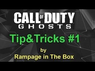 Cod Ghost: Tips &Tricks