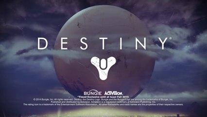 Contenu Exclusif PS4 de Destiny