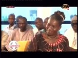 """Champions"" Ndeye Dome Diouf reçoit Serigne Mboup CCBM Sentv (partie2)"