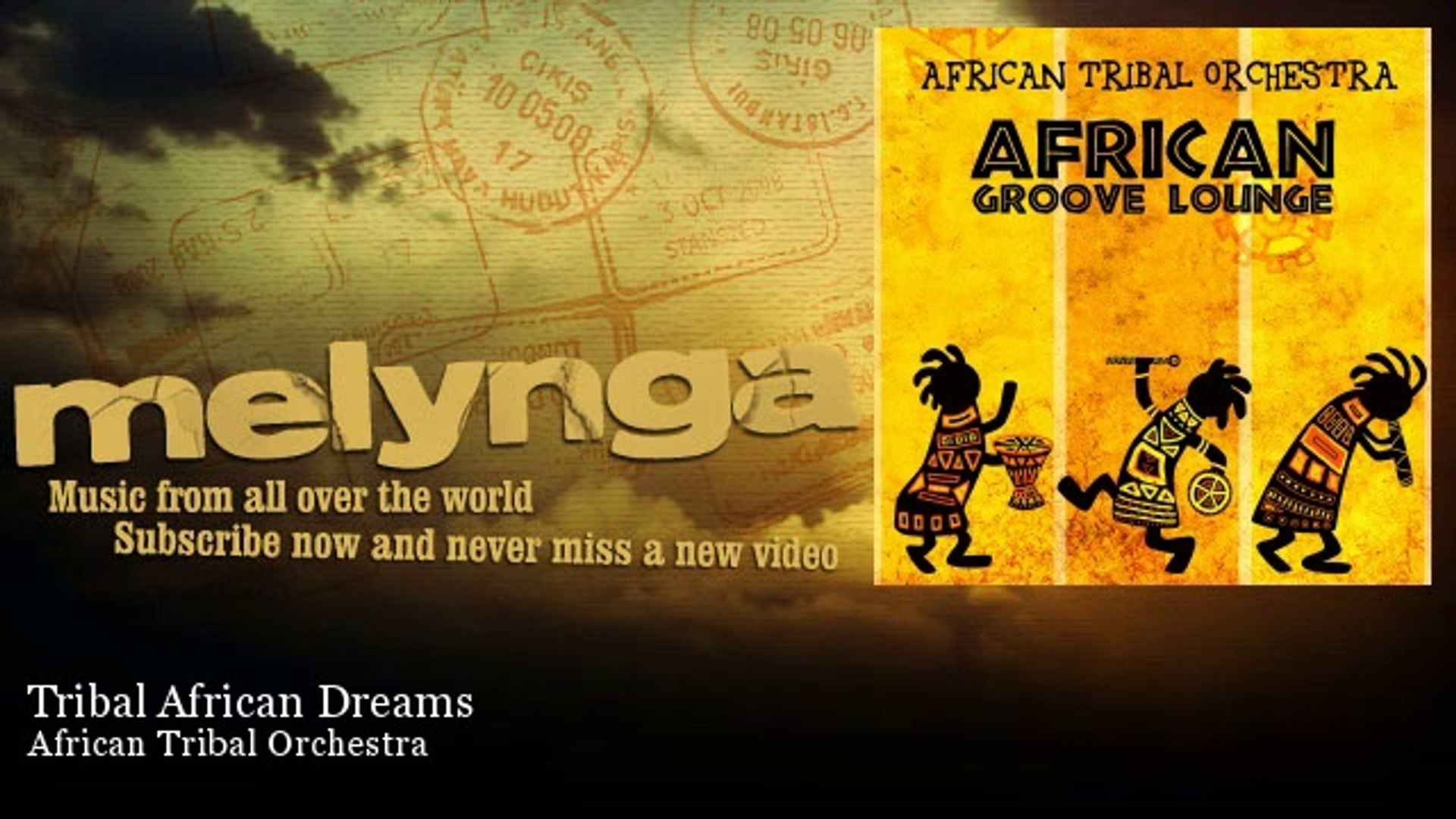 African Tribal Orchestra - Tribal African Dreams