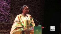 Mme N'Diaye Ramatoulaye Diallo à propos du Centre International de Conférence de Bamako (CICB) ex-Palais des Congrès