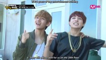[ENG] [American Hustle Life] Unreleased Cut - Ep.5 Mnet=Warren G! The boys' sudden praise for Mnet | ABS