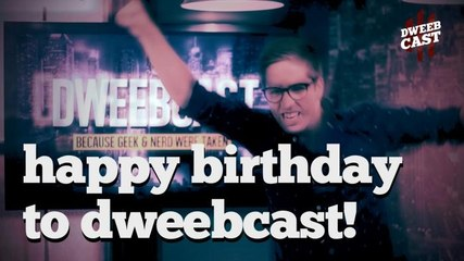 It's DweebCast's First Birthday! | OraTV
