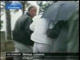 attentat liban 13/02/07 Euronews