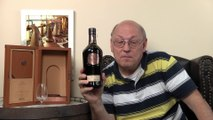 Whisky Tasting: The Glenfiddich 40 years old