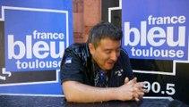 le réveil de France Bleu Toulouse avec Alban Forlot