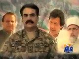 Politicians fail Army invited to Mediate 29 Aug 14 mediatrack Pakistan