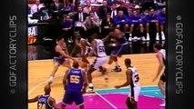 Throwback  Deron Williams & Carlos Boozer Full Highlights 2008 Playoffs R1G1 vs Rockets - SICK!