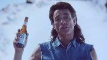 Jean-Claude Van Damme dans une pub délirante pour une marque de bière