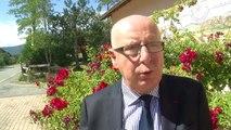 D!CI TV: Jean-Yves Dusserre restera Président du CG s'il est élu Sénateur