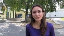 Présentation de la rentrée 2014/2015 - Interview Anne-Sophie Fagot - Adjointe à l'éducation