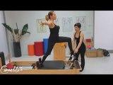 Barbara d'Urso - Corpo tonico con il pilates