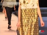"""""""Dries Van Noten"""" Spring Summer 2009 Paris 1 of 2 by Fashion Channel"""