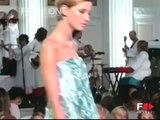 """Oscar de la Renta"" Spring Summer 2008 Pret a Porter New York 3 of 4 by Fashion Channel"