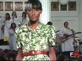 """Oscar de la Renta"" Spring Summer 2008 Pret a Porter New York 2 of 4 by Fashion Channel"