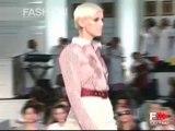 """Oscar de la Renta"" Spring Summer 2008 Pret a Porter New York 1 of 4 by Fashion Channel"