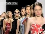 """Carolina Herrera"" Spring Summer 2008 Pret a Porter New York 2 of 2 by Fashion Channel"