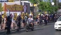 Un concejal de Amanecer Dorado obtiene un permiso penitenciario para jurar su cargo en Atenas