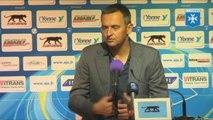Conférence de presse AJ Auxerre - Valenciennes FC