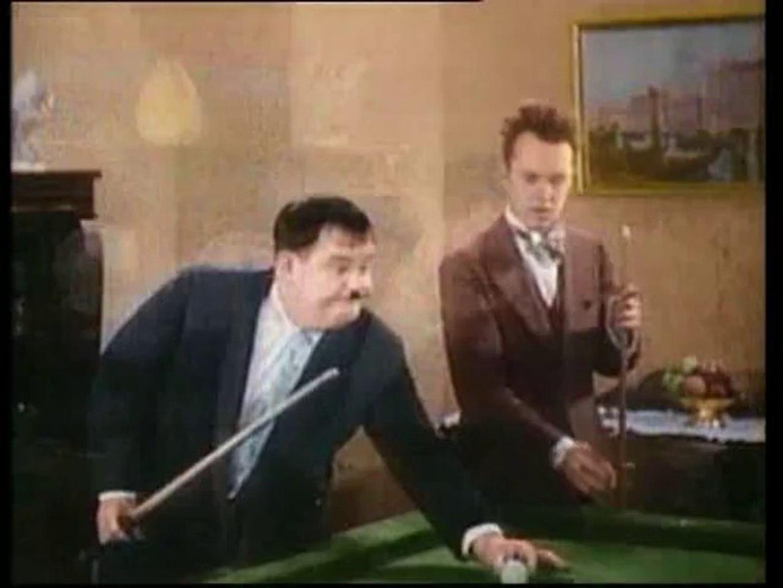 Brats (Colour) 1930 - Laurel & Hardy