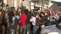 Arnaud Montebourg à La Rochelle pour l'université d'été du PS